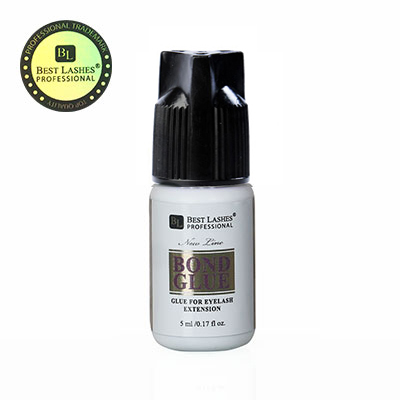 Lepidlo na řasy Bond Glue 5ml New Line