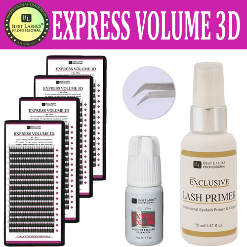 Sada Express Volume 3D