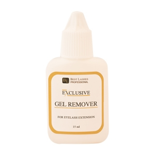 Exclusive Gel remover aroma banán 15ml